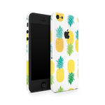 iPhone 5/5S/SE Skin (Pineapple)