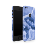iPhone 5/5S/SE Skin (Purple Marble)