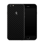 iPhone 6/6S Skin (Black Carbon)