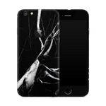 iPhone 6/6S Skin (Black Marble)