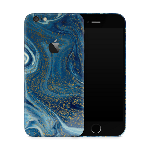 iPhone 6/6S Plus Skin (Blue Marble)