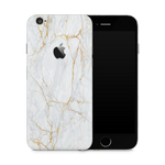 iPhone 6/6S Plus Skin (Gold Marble)