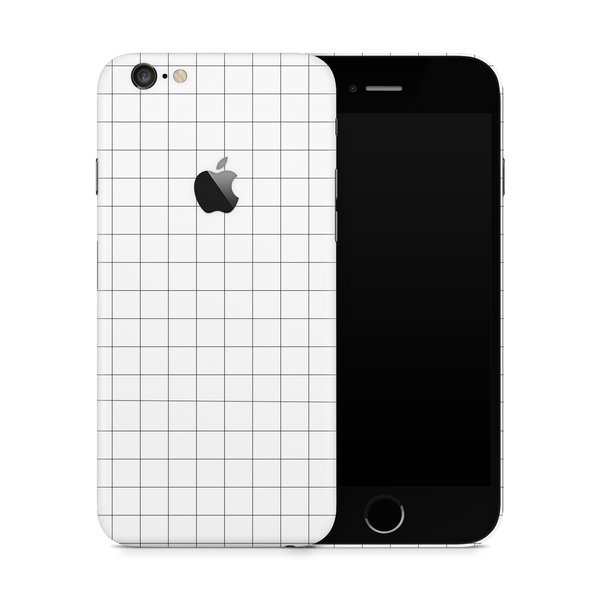 iPhone 6/6S Skin (Grid Lines)