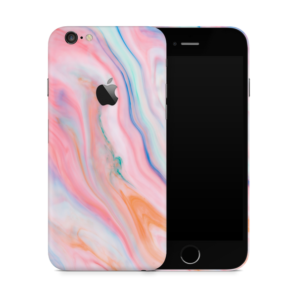 iPhone 6/6S Skin (Ice Cream Marble)
