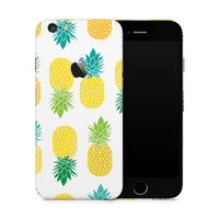 iPhone 6/6S Plus Skin (Pineapple)