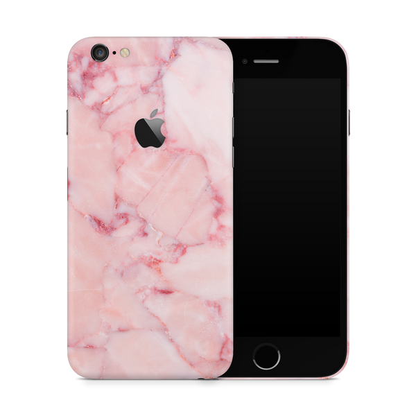 iPhone 6/6S Skin (Pink Marble)