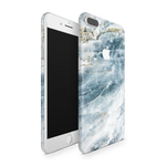 iPhone 7 Plus Skin (Ocean Marble)
