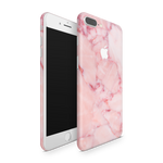 iPhone 7 Plus Skin (Pink Marble)