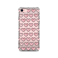 iPhone 7 Cover (Hearts)