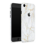 iPhone 7 Skin (Gold Marble)