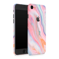 iPhone 8 Skin (Ice Cream Marble)