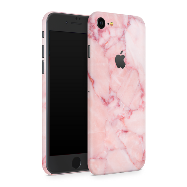 iPhone 8 Skin (Pink Marble)