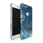 iPhone 8 Plus Skin (Blue Marble)
