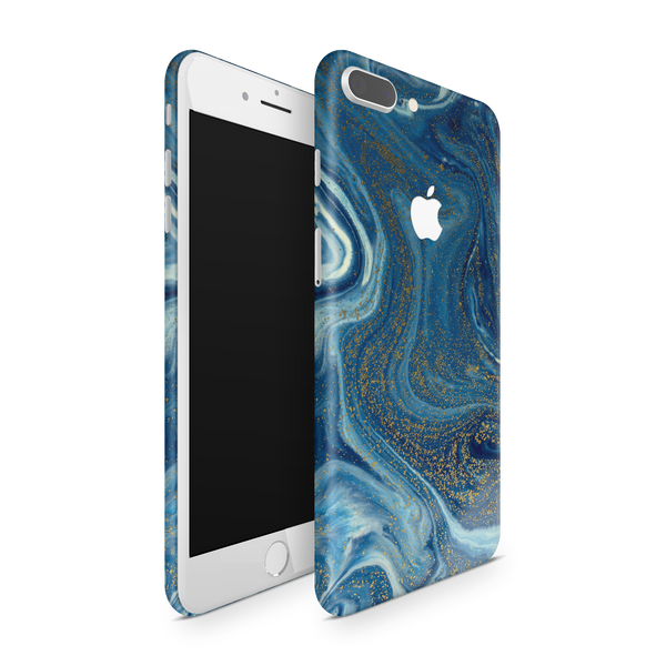 iPhone 7 Plus Skin (Blue Marble)