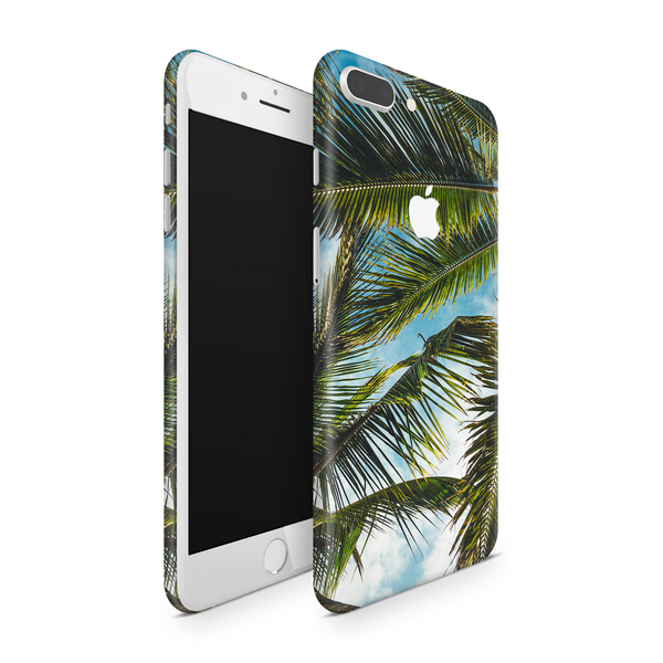 iPhone 7 Plus Skin (Green Palms)