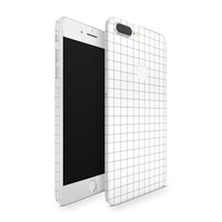 iPhone 7 Plus Skin (Grid Lines)