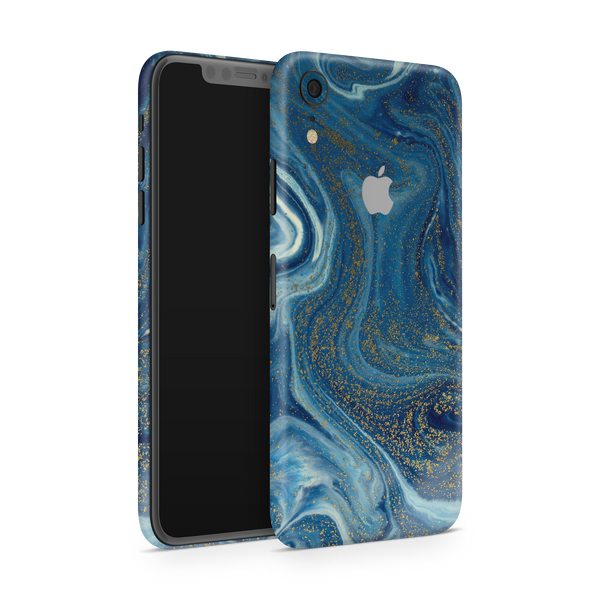 iPhone XR Skin (Blue Marble)