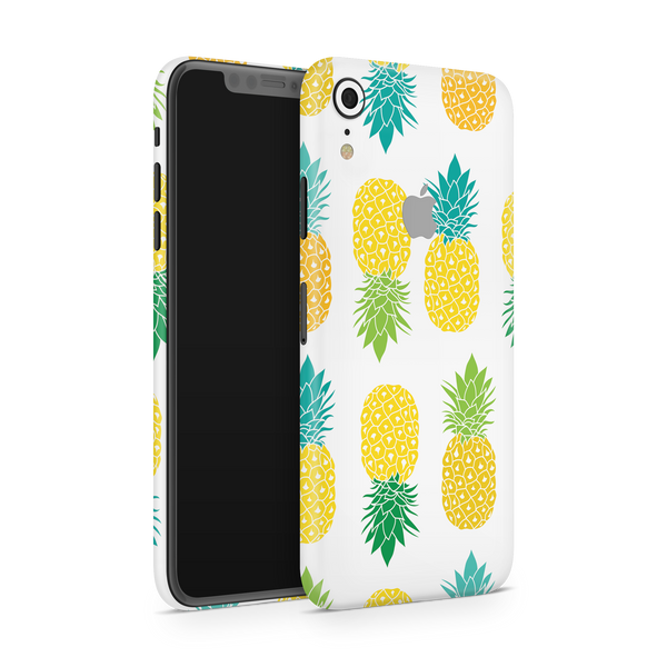 iPhone XR Skin (Pineapple)