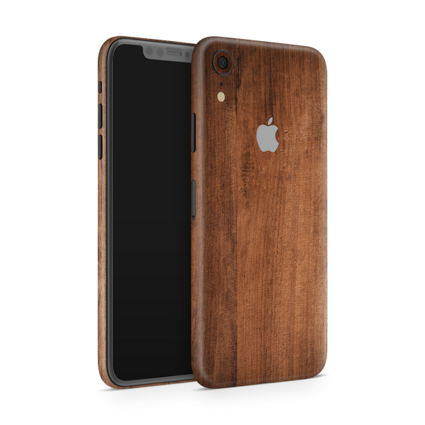 iPhone XR Skin (Wood)
