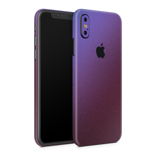 iPhone XS Skin (Aurora)