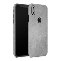 iPhone XS Skin (Concrete)