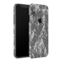 iPhone XS Skin (Digital Camo)