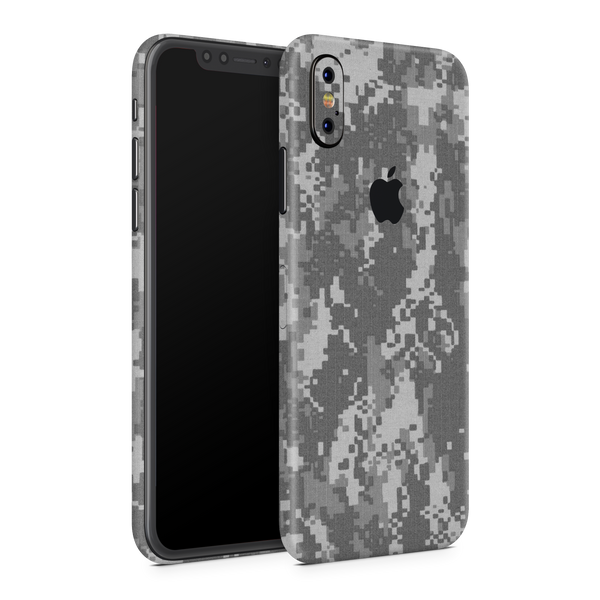 iPhone X Skin (Digital Camo)