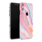 iPhone XS Skin (Ice Cream Marble)