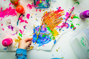 How to encourage children to be creative