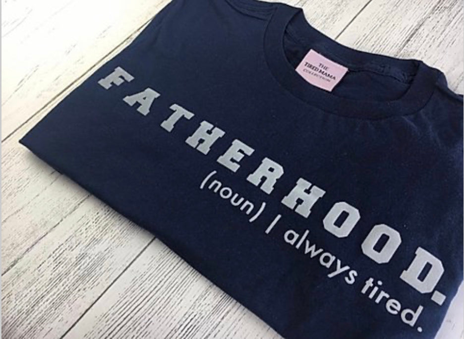 Fatherhood t-shirt - Gemini Gifts