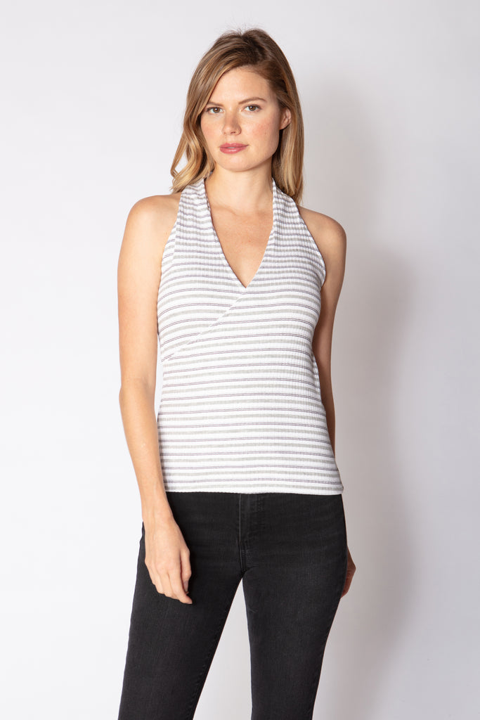 Halter Cross Tank