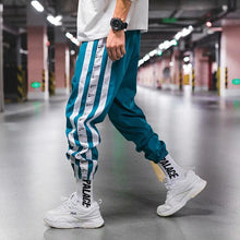 Load image into Gallery viewer, Street Hiphop Beamed String Casual Pants