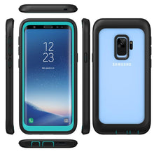 Load image into Gallery viewer, Full Protective Waterproof Shockproof Metal Phone Case For Samsung