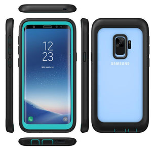 Full Protective Waterproof Shockproof Metal Phone Case For Samsung
