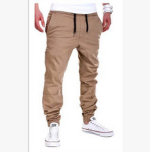 Load image into Gallery viewer, Basic Loose Jogger Pants