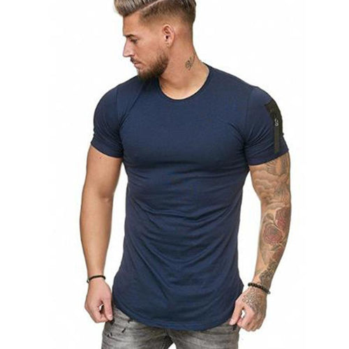 Arm Pocket T-Shirts