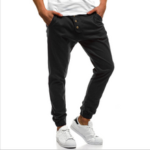 Load image into Gallery viewer, Fashion Men Street Splicing Jogger Pants