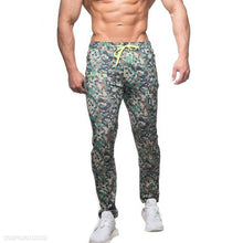 Load image into Gallery viewer, Casual Mens Bodybuilding Slim Fit Pants
