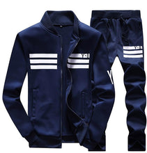 Load image into Gallery viewer, Men Plus Size Casual Sport Suit 4 Colors