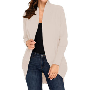 Long Sleeve Casual Knit Cardigan