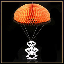 Load image into Gallery viewer, Halloween Ktv Supermarket Witch Parachute Decoration Pendant