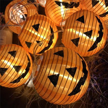 Load image into Gallery viewer, Halloween Stylish Trick Decoration Pumpkin Lamp