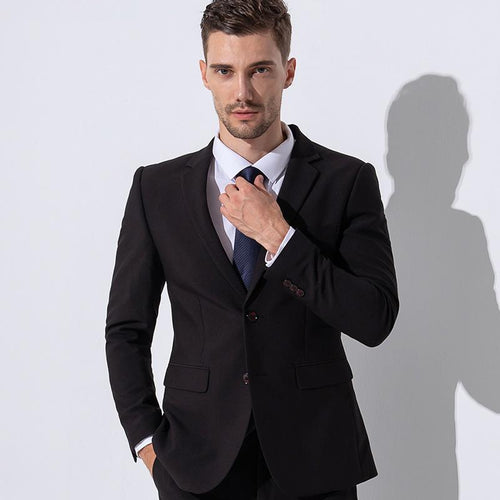 Autumn Winter Business Casual Suits