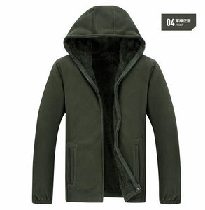 Casual New Style Warm Thick Fleece Loose Oversize Hoodie