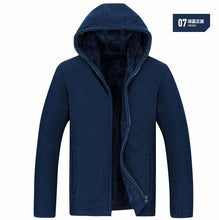 Load image into Gallery viewer, Casual New Style Warm Thick Fleece Loose Oversize Hoodie