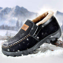 Load image into Gallery viewer, Winter Non-Slip Mens Casual Warm Snow Boots