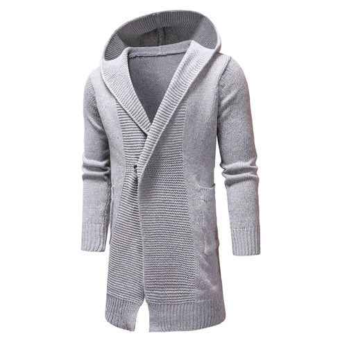 Fashion Long Style Casual Sweater Cardigan