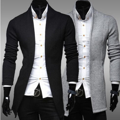 Men's Casual Knitting Cardigan