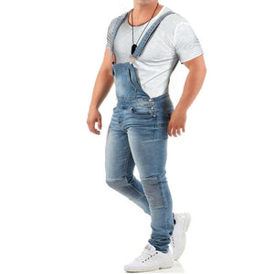 Denim Overalls Sling Pants 3 Colours