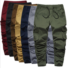 Load image into Gallery viewer, Men's Basic 7-Color Jogger Pants